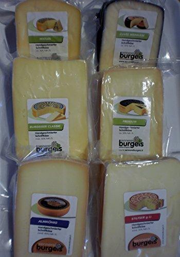 Südtiroler Käsepacket Südtirol Käse