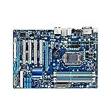 YLYWCG Tablero de reemplazo de computadora Gaming ATX PLACHOARTE Fit For GIGABYTE GA-H55-UD3H MAPINARIO LGA 1156 DDR3 H55-UD3H USB2.0 VGA HDMI 16GB Motterboard Placa Base de computadora de Escritorio