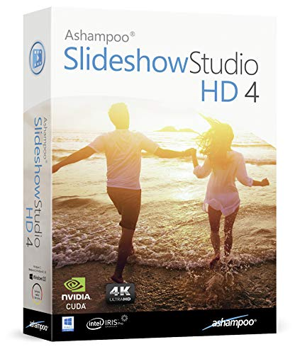 Slideshow Studio for Windows 10, 8.1, 7 - Turn your wedding, birthday and vacation photos into beautiful videos with music, transitions and effects