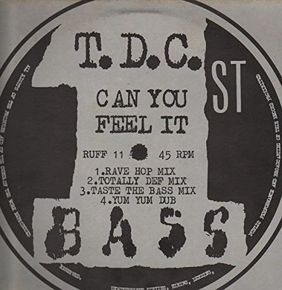 TDC / Can You Feel It