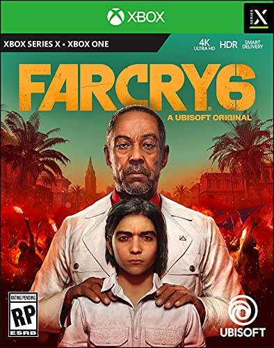 Far Cry 6 Xbox Series X S, Xbox One Standard Edition
