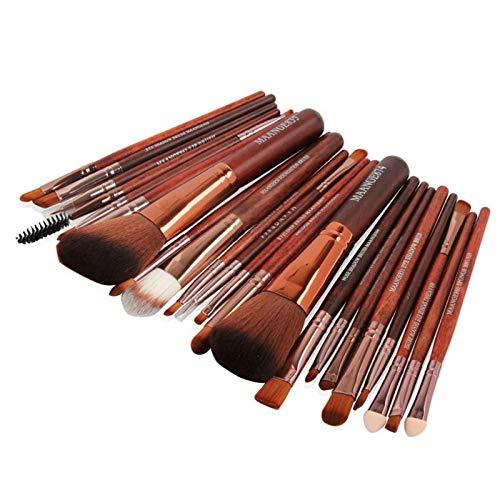 22 Pcs/Set Pas Cher 2019 Pinceau de maquillage diamant,Professional Maquillage Set de brosse Maquillage Kit de Toilette Set de Brosse