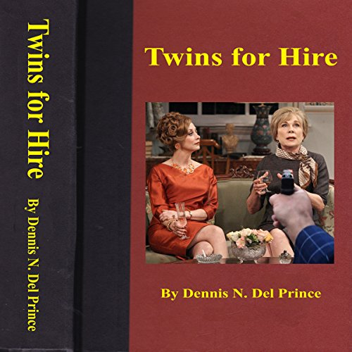 Twins for Hire audiobook cover art