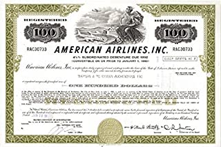 American Airlines, Incorporated