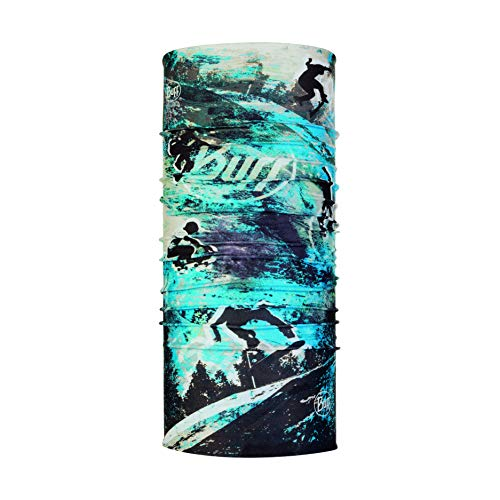 Buff Kinder Coolnet Uv+ Multifunktionstuch, Sway Multi, One Size