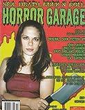 HORROR GARAGE Magazine No. 4, 2001: Sex, Death, Rock N' Roll