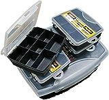 Set de 5ud Cajas Ordenacion (1ud 25cm + 4ud 12cm) para tornillería y elementos pequeños.