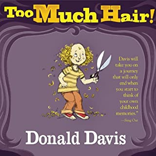 Too Much Hair! cover art