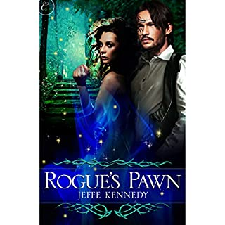 Rogue's Pawn audiobook cover art