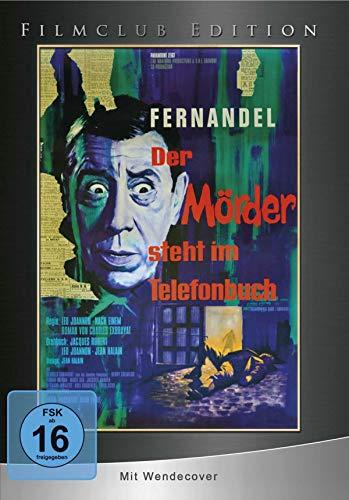 Der Mörder steht im Telefonbuch - Filmclub Edition # 50 - Limitierte Edition