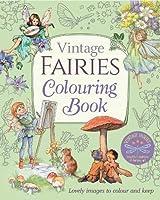 Vintage Fairies Colouring Book (Colouring Books)