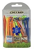 CHAMP Zarma FLYtee, Mixed Color, 3 1/4-Inch