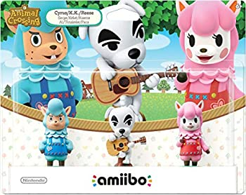 Animal Crossing Series 3-Pack Amiibo  Animal Crossing Series
