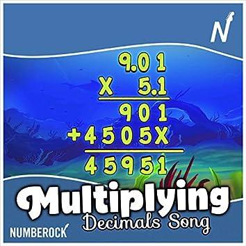 Multiplying Decimals Song