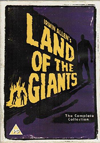 Planet der Giganten / Land of the Giants - Complete Collection - 14-DVD Box Set ( ) [ UK Import ]