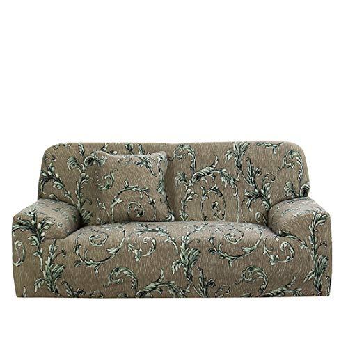 DyniLao 1-4 Sitzer Elastic Sofa Stuhlbezug Stretch Schonbezug Home Couch Protector Medium