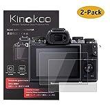 kinokoo Film de Verre trempé pour Canon EOS M5 Film de Protection d'écran Crystal Clear Canon M5...