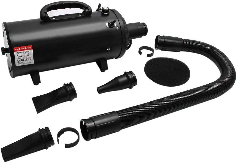 3600W Double Motors Pet Grooming Beauty Hair Dryer Air Blower Heater STL2401