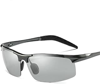 JL Night And Day Vision Polarized Goggles Sunglasses Outdoor Sport Eyewear for Men