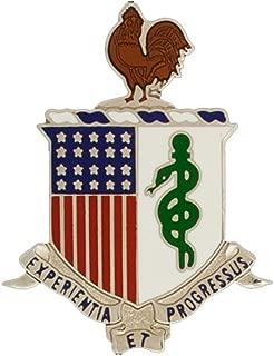 US Army Medical Regimental Crest