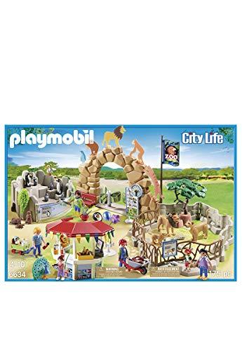Playmobil 2 Large City Zoo 6634