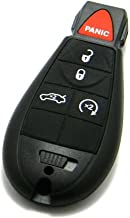 OEM Electronic 5-Button FOBIK Key Fob Remote Compatible With Dodge (FCC ID: IYZ-C01C)
