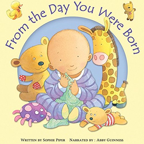 From the Day You Were Born audiobook cover art