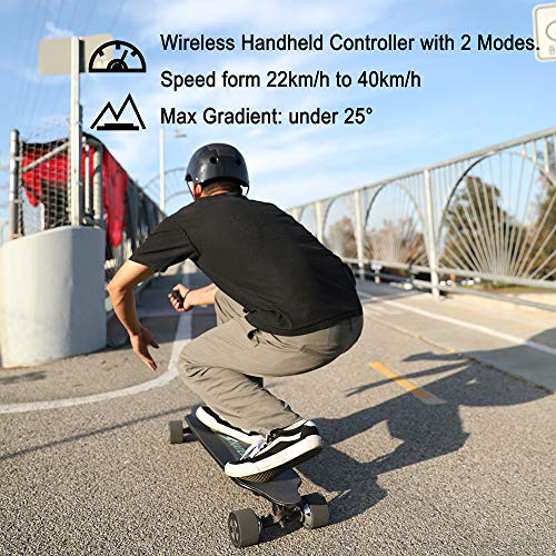 Elektro Skateboard SKATEBOLT Tornado Bild 6*