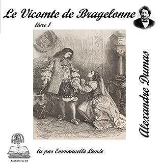 Couverture de Le vicomte de Bragelonne 1
