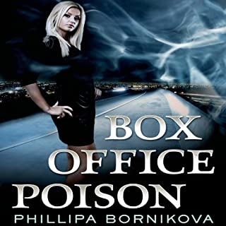 Box Office Poison audiobook cover art