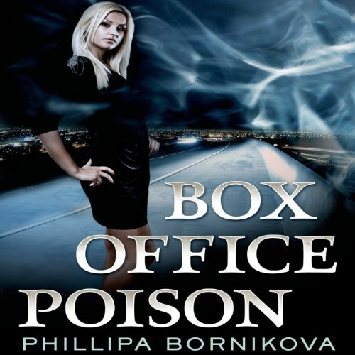 Box Office Poison audiobook cover art