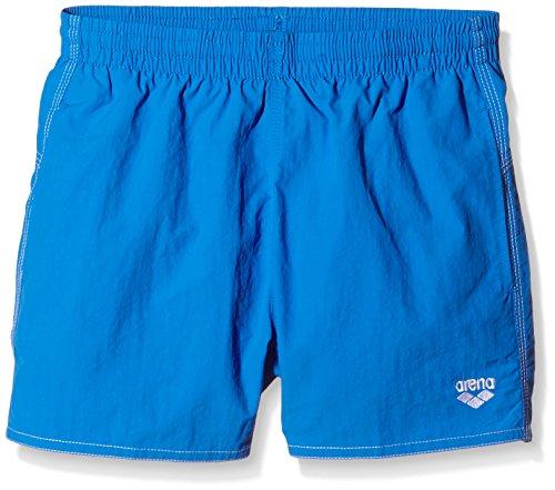 ARENA Bywayx Youth 127669, Badehose für Jungen, Kinder, Bywayx, Blau (pix Blue/weiß)