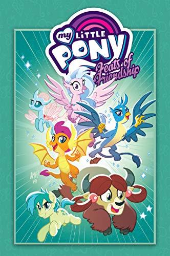 My Little Pony Feats Of Friendship