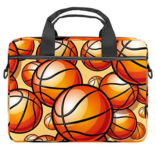 Laptoptasche mit Basketball-Motiv, 34 - 36,8 cm (13,3 - 14,5 Zoll)