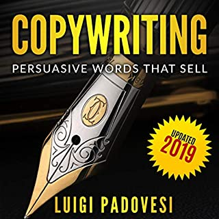 Copywriting: Persuasive Words That Sell | Updated 2019 cover art