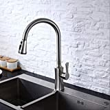 JRLT Newly Arrived <span class='highlight'>Pull</span> <span class='highlight'>Out</span> <span class='highlight'><span class='highlight'>Kitchen</span></span> Faucet <span class='highlight'>Nickel</span> <span class='highlight'>Brushed</span> ORB <span class='highlight'>Sink</span> Mixer <span class='highlight'>Tap</span> 360 Degree Rotation <span class='highlight'><span class='highlight'>Kitchen</span></span> Mixer <span class='highlight'>Tap</span>s <span class='highlight'><span class='highlight'>Kitchen</span></span> <span class='highlight'>Tap</span>