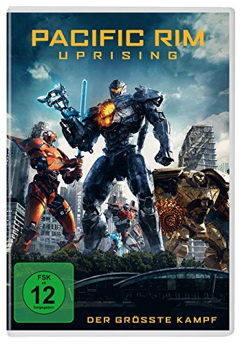 Pacific Rim: Uprising [Alemania] [DVD]