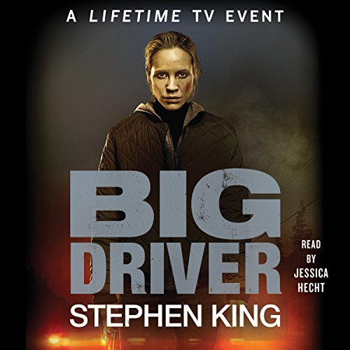Big Driver audiobook cover art