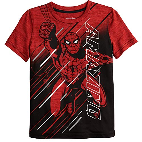 Jumping Beans Boys 4-12 Spider-Man Graphic Tee 6