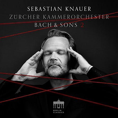 Sebastian Knauer, Zürcher Kammerorchester & Daniel Hope