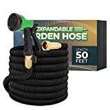 Joey's Expandable Garden Hose with 8 Function Hose...