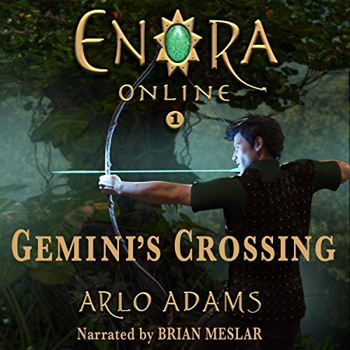 Gemini's Crossing  By  cover art