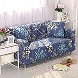 WXQY Funda de sofá Antideslizante elástica con Todo Incluido Funda de sofá antiincrustante elástica para decoración de Sala de Estar Funda de sofá A7 1 Plaza