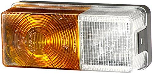 HELLA 2BE 002 582-031 Blinkleuchte - P21W/R5W - 12V - Anbau - Einbauort: links/rechts