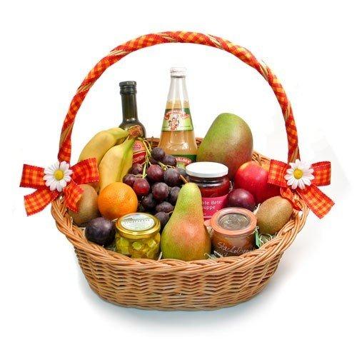 Geschenkkorb \'Vitaler Obstkorb\' - Frisches Obst