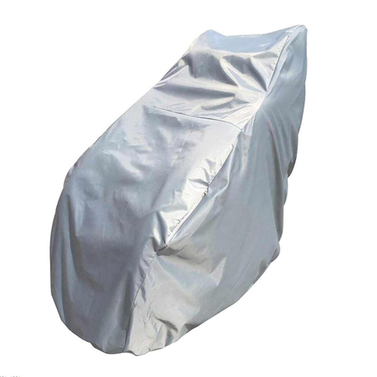 Massage Chair Covers Garden Furniture Moisture Proof Dust-Proof, Multiple Sizes Available, WenMing Yue, Silver, 95x155x135CM