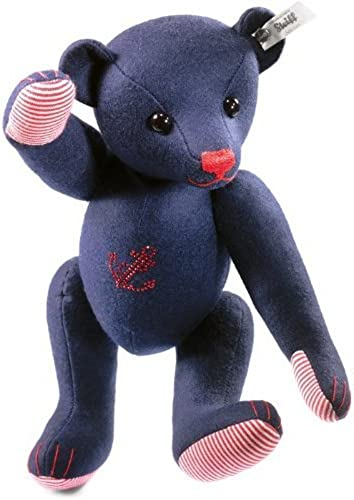 Steiff 035630 Selection Felt Teddy bear Blau by Steiff