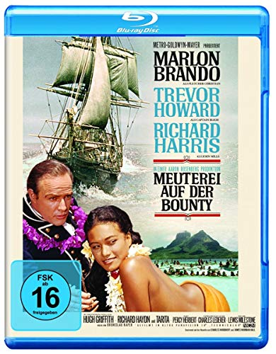 Meuterei auf der Bounty [Blu-ray]