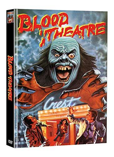 Blood Theatre - Mediabook - Limited Edition auf 111 Stück (+ Bonus-DVD mit weiterem Horrorfilm)