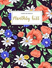 Monthly Bill Planner and Organizer: budget my money   3 Year Calendar 2020-2022 Budget Planning, Financial Planning Journal (Bill Tracker, Expense ... Made in USA (Financial Planner Budget Book)